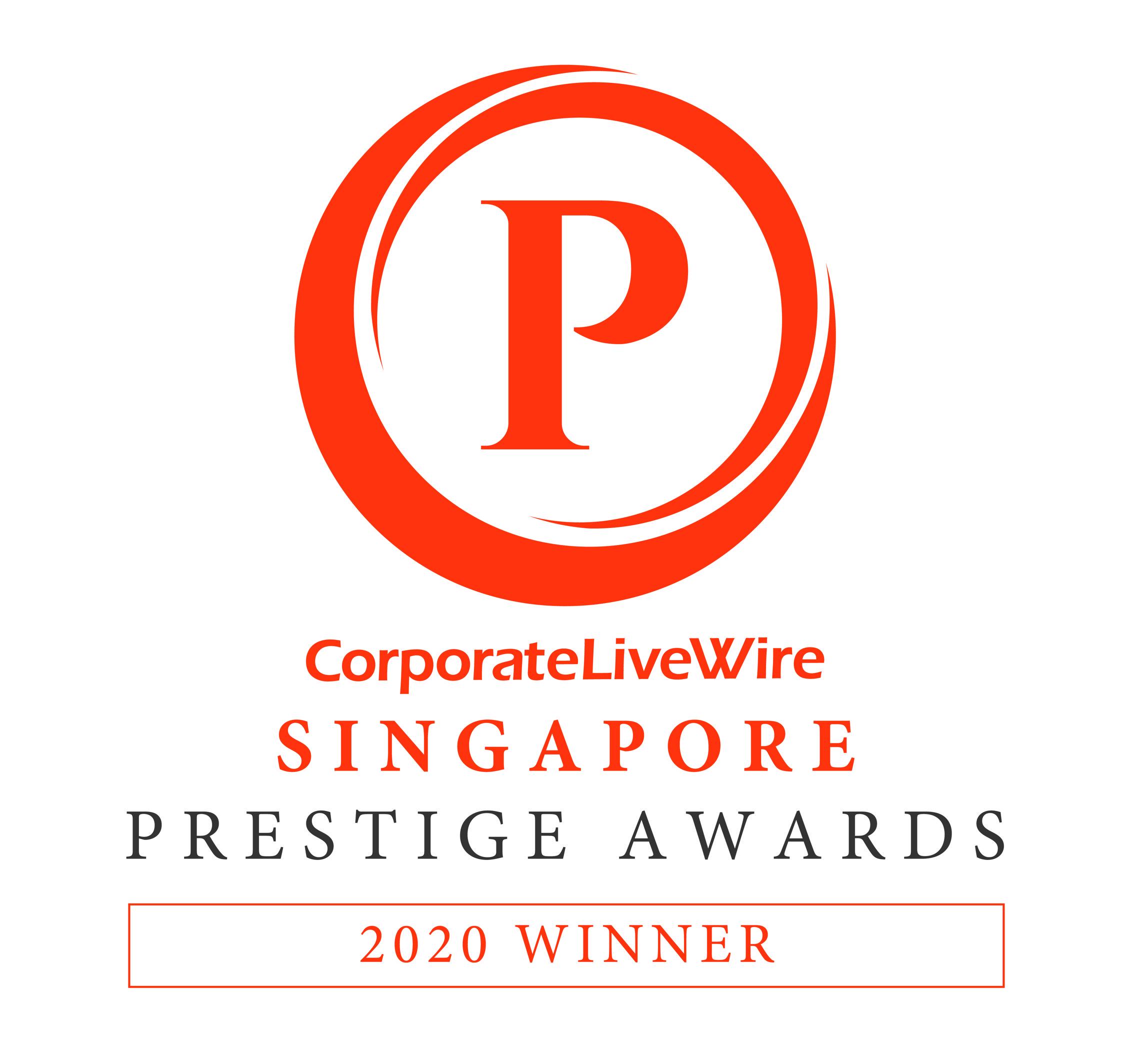 Singapore Prestige Awards Winners Logo small