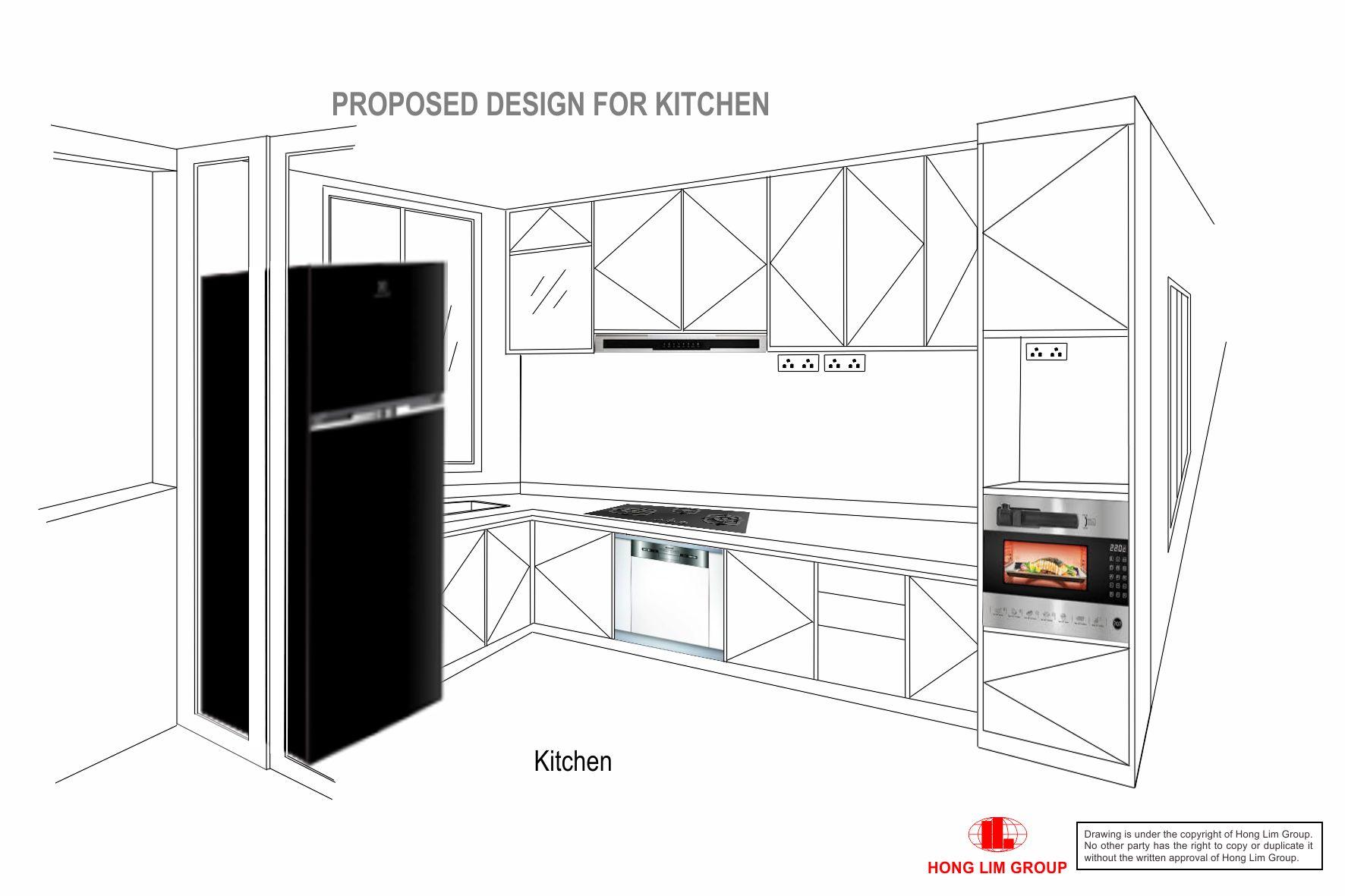 Kitchen amend V2